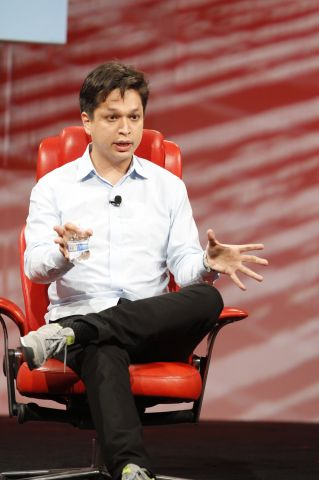 Pinterest founder Ben Silbermann (18)
