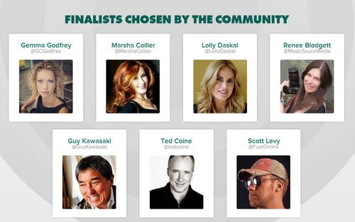 Business Influencer Finalists