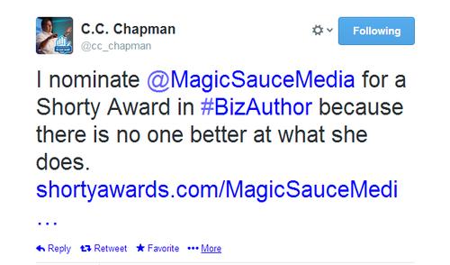 CC Chapman Big