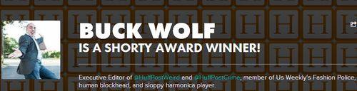 Buck Wolf