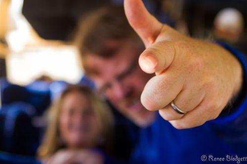 Robert Scoble on nerd bus (4)