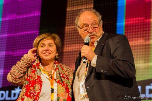 Yossi and Steffi DLDNYC (2)